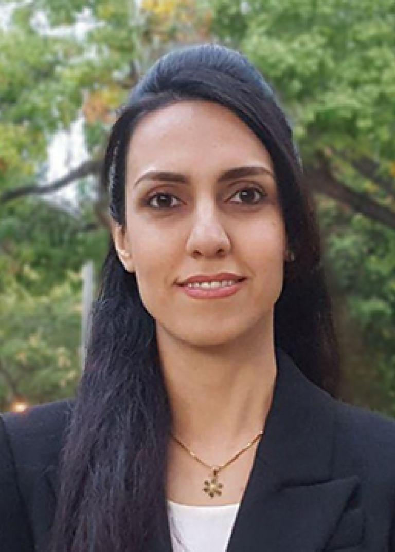 Photo of Shahnaz Parsaeian